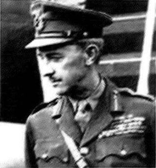 Image: General Sir Gerald Templer, British High Commissioner.